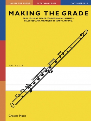 Making The Grade 1-3: Flute & Piano (frith)