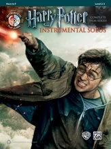 Harry Potter Complete Film Series: Horn In F: Book And Cd