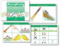 Music Works: 2: Exploring Musical Elements: Age 4-6: Lower Key Stage 1