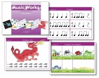 Music Works: 3: Developing Musical Elements: Age 8-10: Key Stage 2