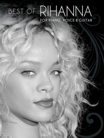 Rihanna: Best Of: Piano Vocal Guitar