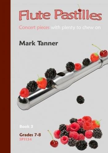 Flute Pastilles: Book 3: Grades 7-8: Flute & Piano