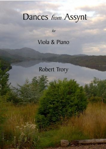 Dances From Assynt: Viola And Piano