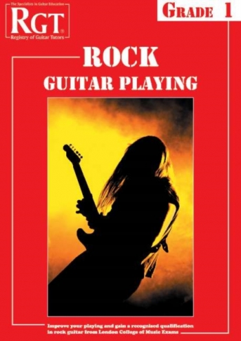 Registry Of Guitar Tutors: Rock Guitar Playing: Grade 1