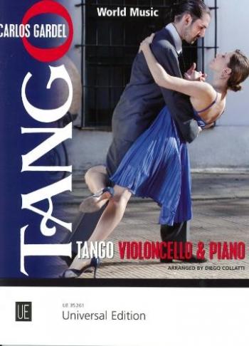 World Music: Tango: Cello & Piano  (Universal)
