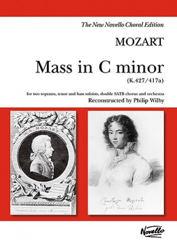 Mass In C Minor K.427/417a (Vocal Score 2004 Edition)