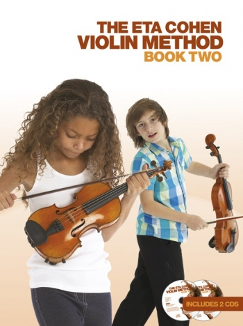 Eta Cohen Violin Method 2: Book & Download