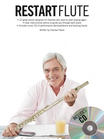 Restart Flute: Book And Cd