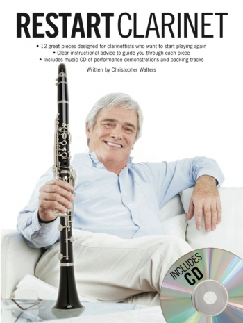 Restart Clarinet: Book & Cd