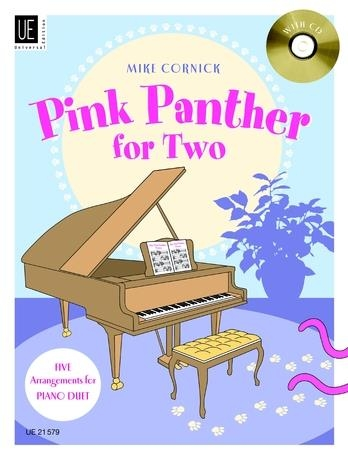 Pink Panther For Two: Piano Duet