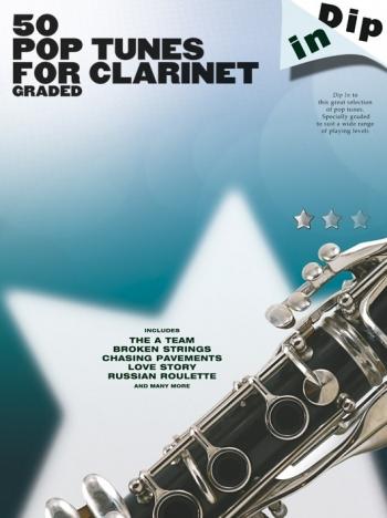 50 Graded Pop Tunes: Dip In: Clarinet