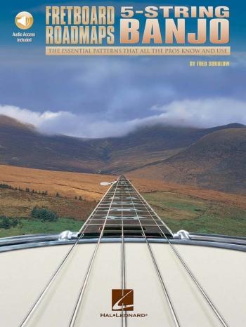 Fretboard Roadmaps: Five String Banjo