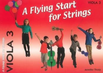 Flying Start For Strings: Viola 3