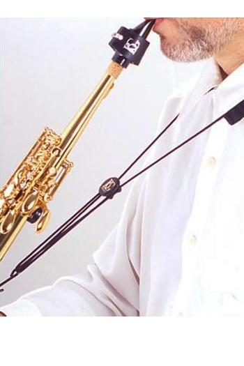 BG 85SH Curved Soprano Saxophone Strap