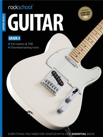 Rockschool Guitar Grade 8 (2012-2018): Book & Audio Tracks