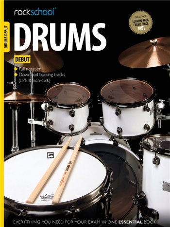 Rockschool Drums Debut (2012-2018): Audio Tracks