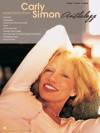 Selections From Carly Simon Anthology: Piano Vocal & Guitar