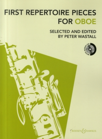 First Repertoire Pieces For Oboe & Piano Book & Cd