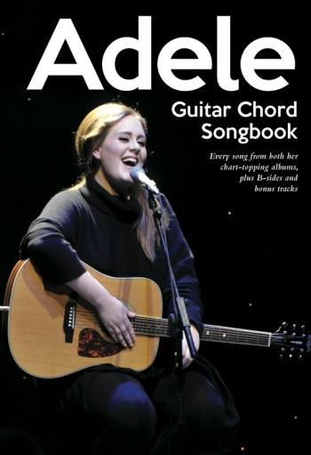 Guitar Chord Songbook: Adele