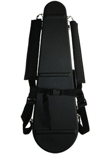Cello Case - Backpack Harness By Hiscox (Black)