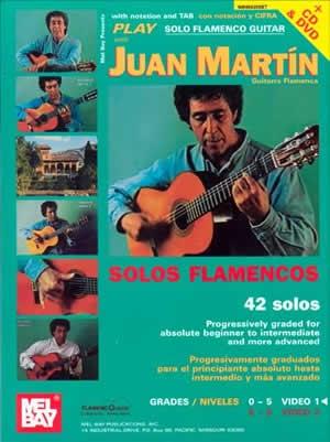 Juan Martin: Solos Flamencos: Vol 1