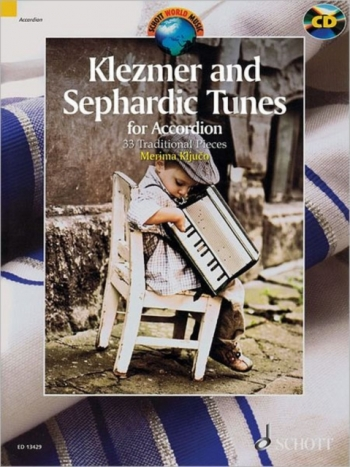 Klezmer And Sephardic Tunes: Accordion