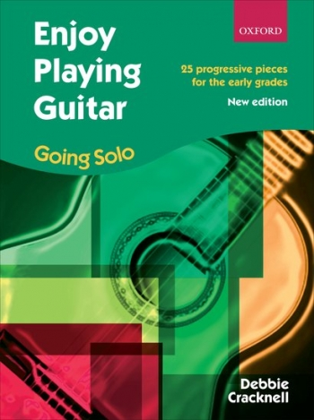 Enjoy Playing The Guitar: Going Solo