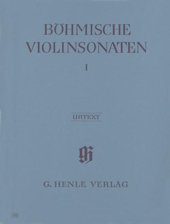 Bohemian Violin Sonatas: Violin And Piano