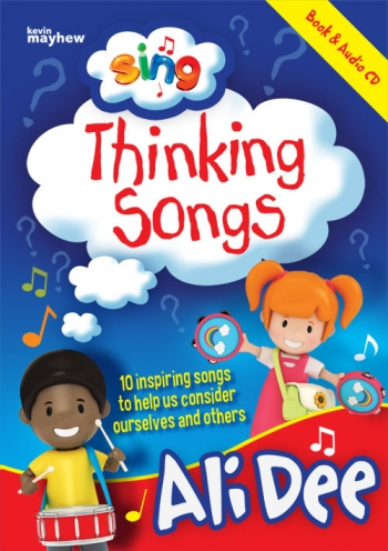 Sing Thinking Songs: Book And Cd
