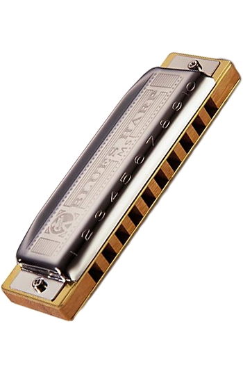 Hohner Blues Harp MS: C Major Diatonic Harmonica