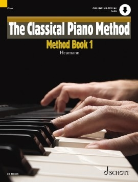 The Classical Piano Method: Method Book 1: Book And Cd