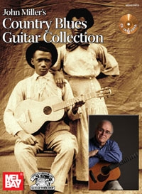 John Millers Country Blues Guitar Collection: Book & Cd