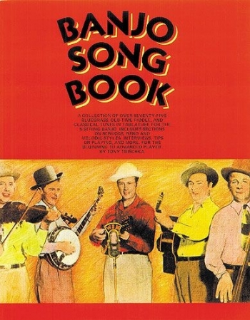 Banjo Song Book: Banjo Tab And Chords