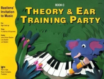 Bastiens Invitation To Music: Theory And Ear Training Party Book C