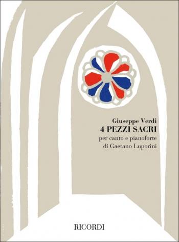 4 Pezzi Sacri Mixed Voices