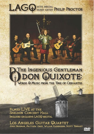 Lago With Philip Proctor: The Ingenious Gentleman Don Quixote