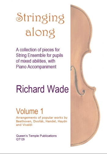 Stringing Along: Vol 1: String Ensemble: Score And Parts
