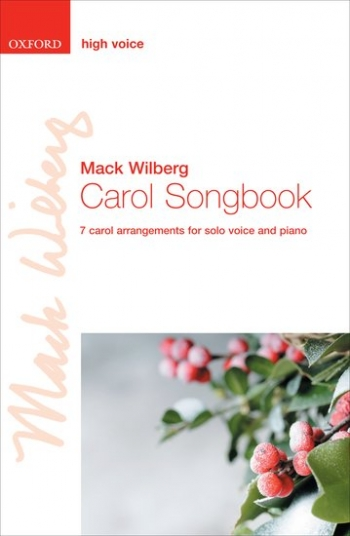 Carols Songbook: High Voice And Piano