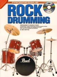 Progressive Rock Drumming: Book & CD