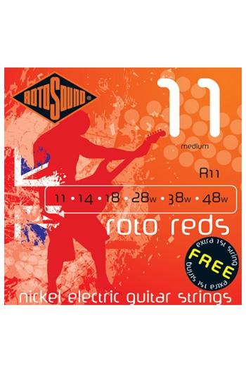 Roto Reds Medium Electric Guitar