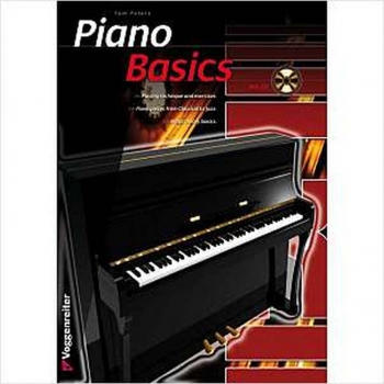 Piano Basics Tutor: Bk&cd