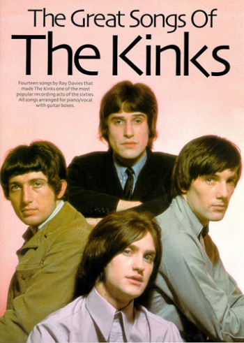 Great Songs Of The Kinks: Piano Vocal And Guitar Chords
