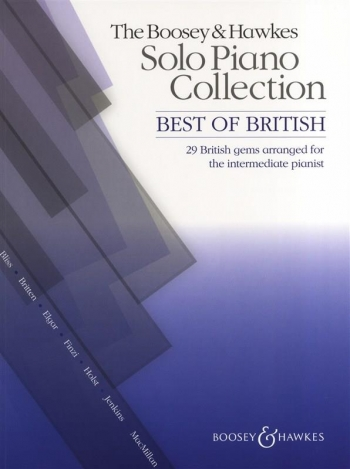 The Boosey & Solo Piano Collection: Best Of British