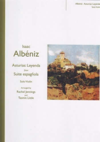 Asturias (Leyenda): Solo Violin  (Peters)