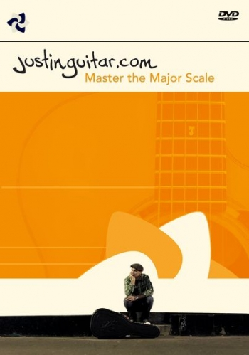 Justinguitar.com Justin Sandercoe:  Master The Major Scale (PAL DVD