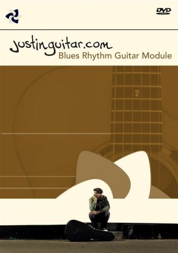 Justinguitar.com Justin Sandercoe: Blues Rhythm Guitar DVD
