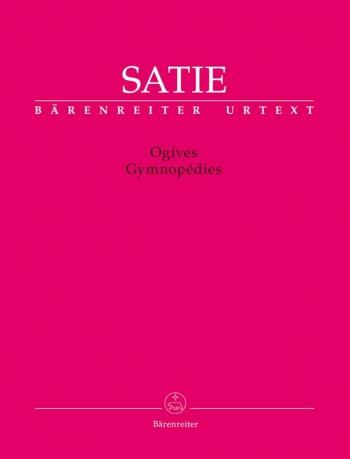 Ogives & Gymnopedies: Piano Solo (Barenreiter)