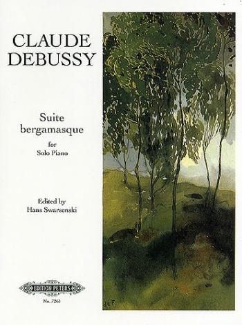Suite Bergamasque: Piano Solo (Swarenski)