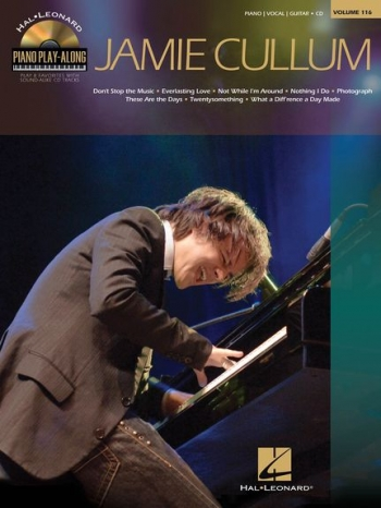 Piano Play Along: Jamie Cullum:  Vol 116: Bk&CD