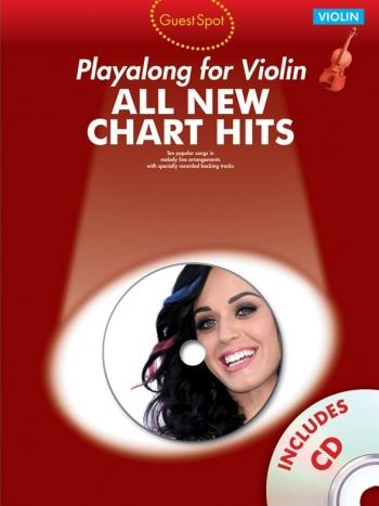 Guest Spot: All New Chart Hits: Violin: Book & CD